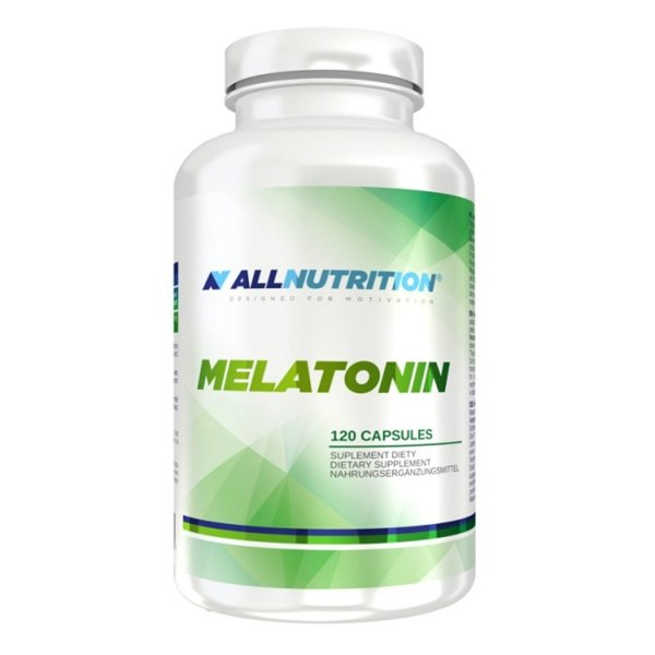 All Nutrition Melatonin 120 caps