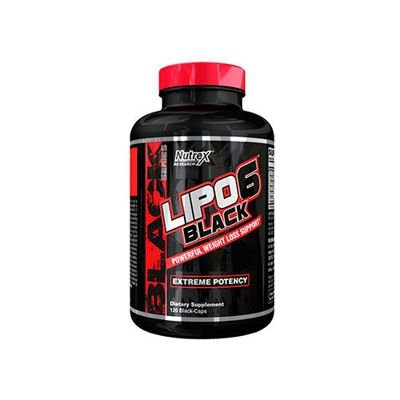 Nutrex Lipo 6 Black Series 120 caps (USA)