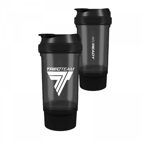 Trec Shaker 0.5 L Black #IM READY