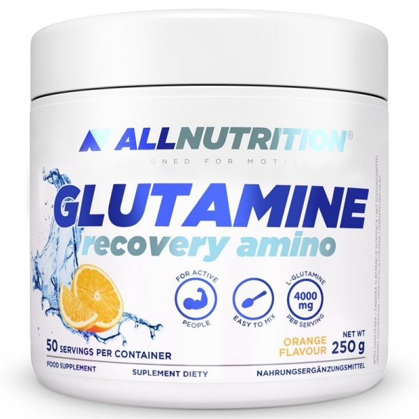 All Nutrition Glutamine Recovery 250g