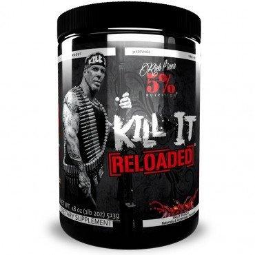 5% Nutrrition kill It Reloaded 513g