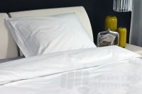 Poszwa hotelowa SMART z płótna, gładka, 160g/m2, 50% bawełna / 50% poliester,