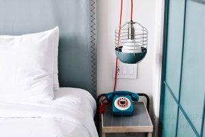 Poszwa hotelowa z płótna, gładka, 155g/m2