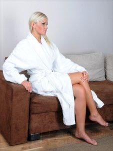 Płaszcz kąpielowy
