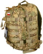 22866a520de70 Plecak taktyczny WISPORT SPARROW II 20l. *bad lands