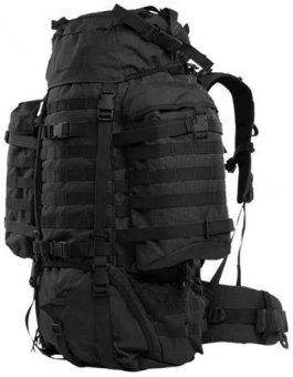 53b118c5fea38 Plecak taktyczny WISPORT RACCOON 85l. *czarny - PLECAKI ORGANIZERY NERKI