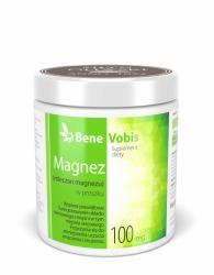 Bene Vobis - Magnez (mleczan magnezu) - 500g