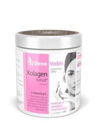 Bene Vobis - Kolagen Verisol (hydrolizat żelatynowy) z Witaminą C - 250 g