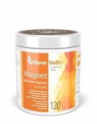 Bene Vobis - Magnez (diglicynian magnezu) - 500g