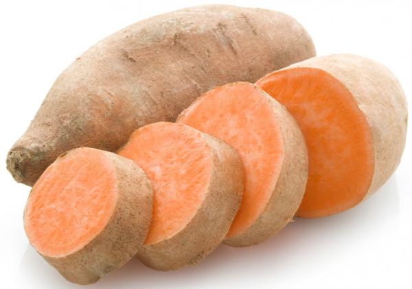 Słodkie ziemniaki (bataty)