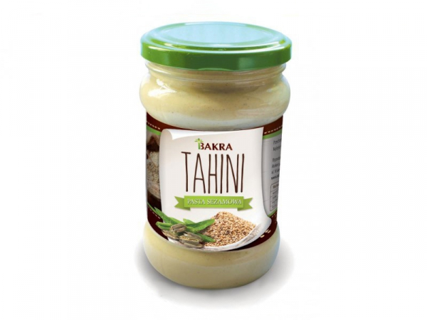 Tahini - pasta sezamowa - 296g