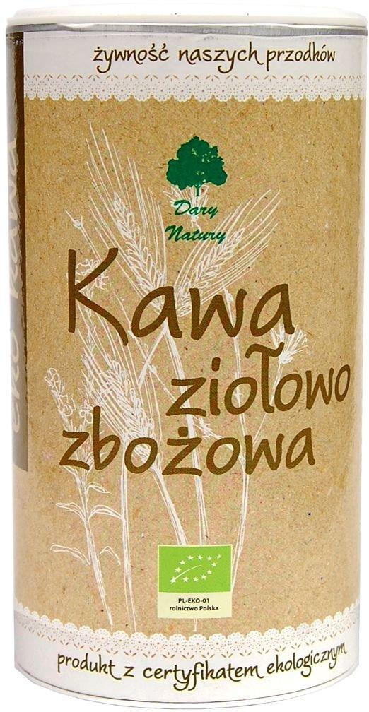 Kawa ziołowo-zbożowa BIO - Dary Natury - 200g