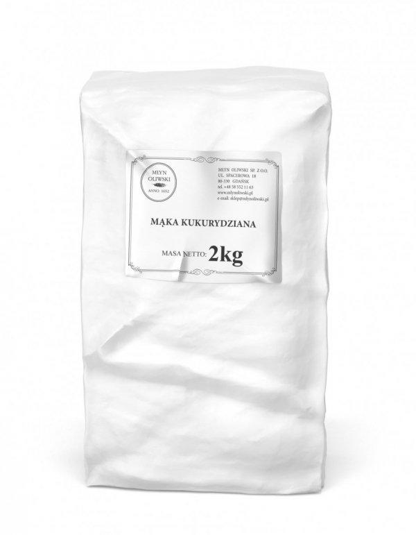 Mąka kukurydziana - 2kg