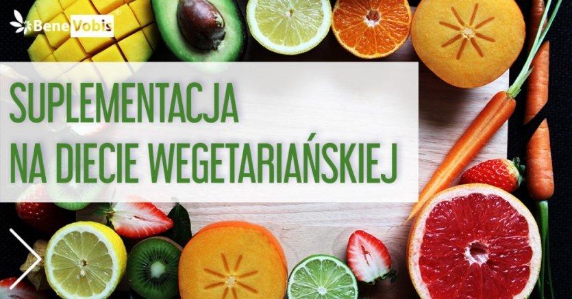 Suplementacja na diecie wegetariańskiej