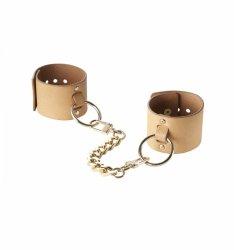Bijoux Indiscrets - MAZE Wide Cuffs Brown