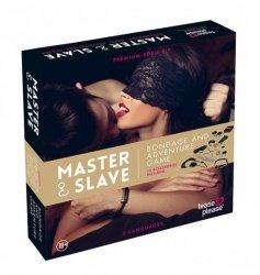 Master & Slave Bondage Game Beige