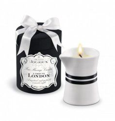 Petits Joujoux Fine Massage Candles - A trip to London (190 g)