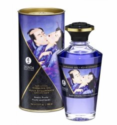 Shunga - Aphrodisiac Oil Exotic Fruits 100 ml