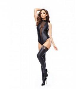 S806 stockings black L