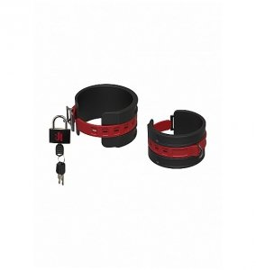 Kink Silicone Wrist Cuffs