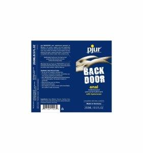 pjur Back Door Comfort Anal Glide 250 ml - żel analny
