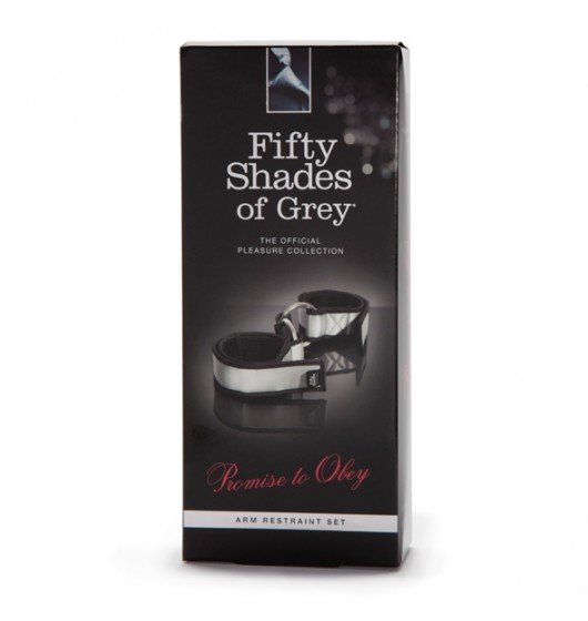 Kajdanki Fifty Shades of Grey - Promise to Obey