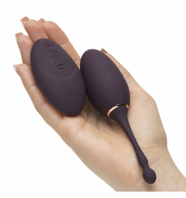 Fifty Shades Freed - I've Got You Rechargeable Remote Control Knicker Vibrator
