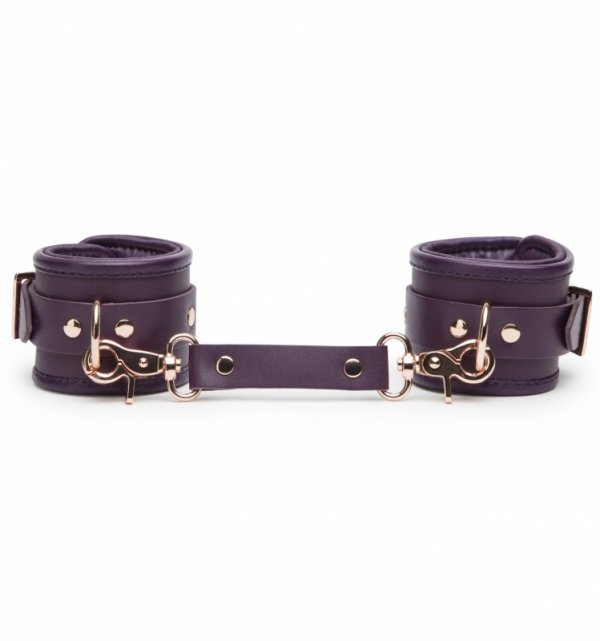 Fifty Shades Freed - Cherished Collection Leather Wrist Cuffs