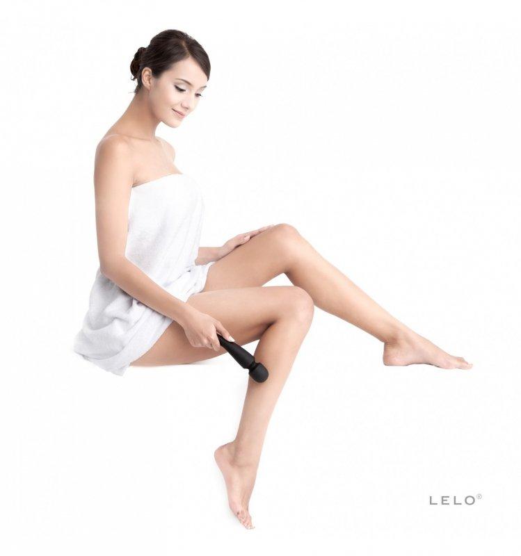 LELO - Smart Wand Large, plum