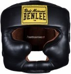 Kask treningowy FULL FACE PROTECTION Benlee Rocky Marciano