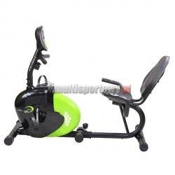 Poziomy rowerek magnetyczny R9259 PLUS Hms