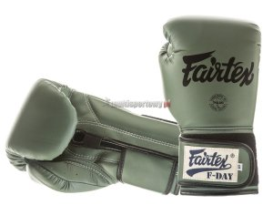 Rękawice bokserskie BGV11 F-DAY BOX Fairtex