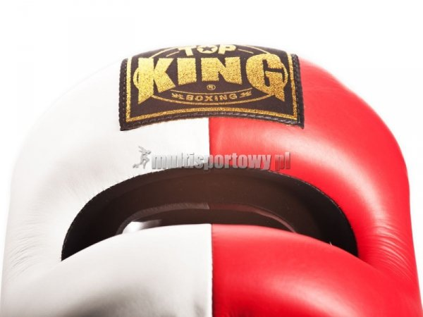 Kask tre ningowy z ochroną nosa TKHGPT OC Top King