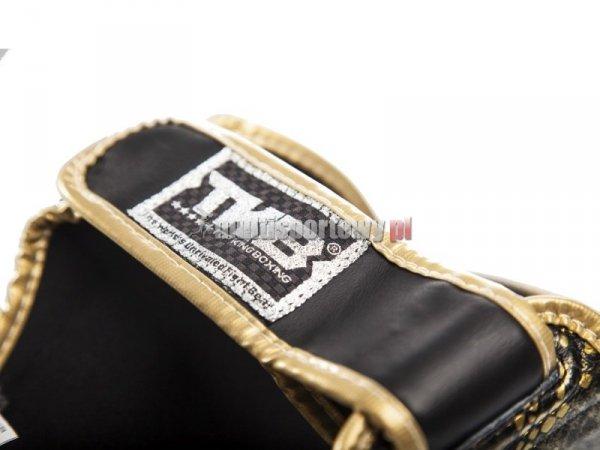 Ochraniacze piszczela i stopy TKSGSS-02BKGD SUPER STAR SNAKE Top King