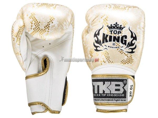 Rękawice bokserskie TKBGSS SUPER STAR SNAKE Top King