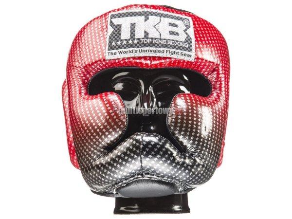 Kask treningowy TKHGSS-01BU SUPER STAR Top King