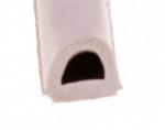 Uszczelka D 9x7,4 samoprzylepna biała (SD-1) 100m