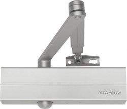 Samozamykacz Assa Abloy DC300 z ramieniem srebrny