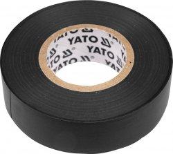 Taśma elektroizolacyjna 19mm 20m czarna YATO 8165