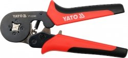 Zaciskarka praska szczypce do konektorów YATO 2240