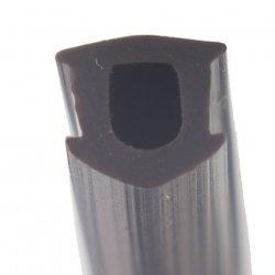 Uszczelka do okien PCV- wypełnienie rowka brązowa 1m.