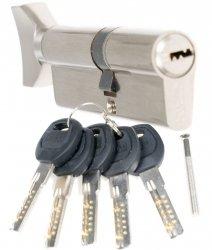 Wkładka z gałką CAM nawiercana 25/45G zamka drzwi