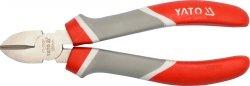 Szczypce tnące boczne cęgi obcęgi 180mm YATO 2037