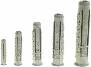 BX 14x75 kołek czterodzielny pusty 50szt.