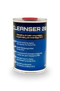 Cleanser20 Środek do mycia okien PCV okna kolor 1L