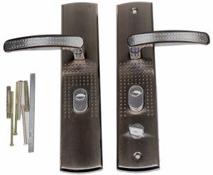 Klamka XLD-L LEWA LED podświetlana drzwi chińskich