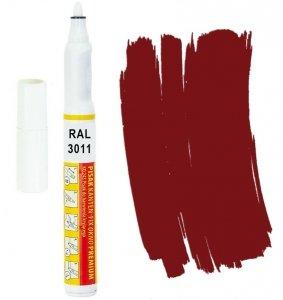 Kanten FIX RAL 3011 czerwony burgundzki Pisak
