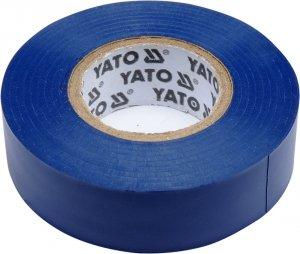 Taśma elektroizolacyjna 19mm 20m niebie YATO 81651