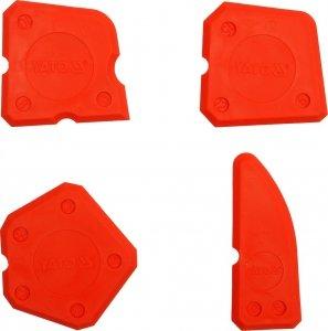 Szpachelki szpatułki łopatki do silikonu YATO 5261
