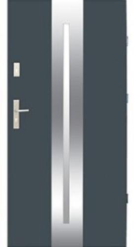Drzwi wejściowe zewnętrzne Wikęd Premium wzór 26a